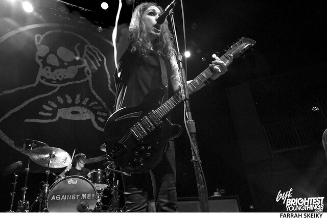 Against Me Laura Jane Grace Ram\'s Head Live Farrah Skeiky Brightest Young Things 8