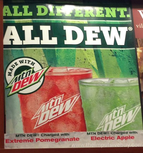 villa fresh italian kitchen mtn dew charged with extreme pomegranate and electric apple - Villa Fresh Italian Kitchen