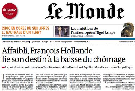14d20 LM Hollande hipotecado al paro