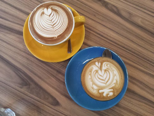 Cafe Hopping ~  Assembly Coffee @ Evans Road