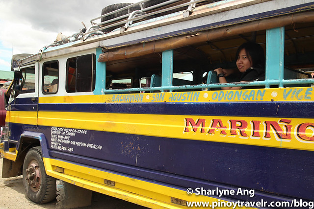 Jeepney in Tablas (San Agustin - Odiongan Route)