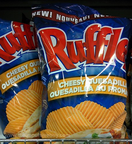 Ruffles Cheesy Quesadilla (Canada)
