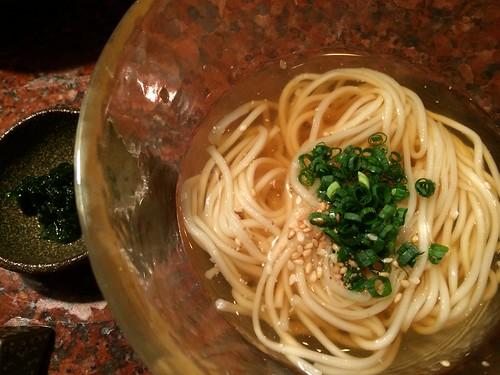 和風冷麺@うしごろ 銀座店