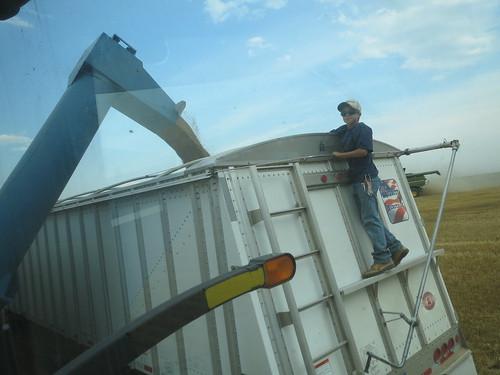 Z Crew: Bubba checkin' trucks