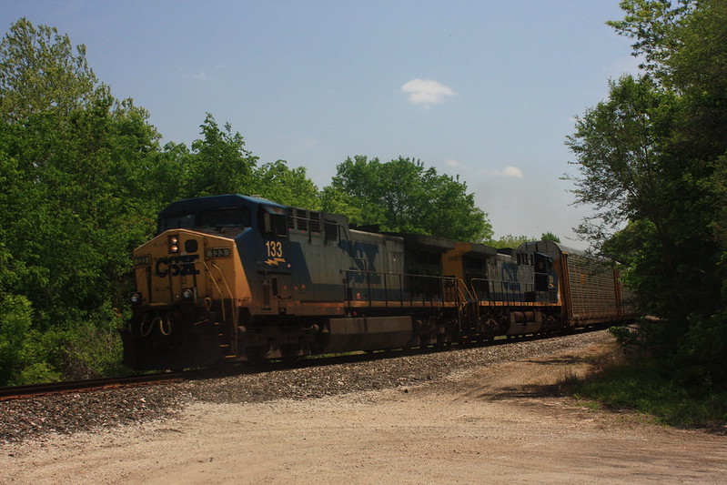 Rail photos from May 19