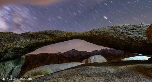 Lathe Arch - Nikon D800E & AF-S 2,8/14-24mm