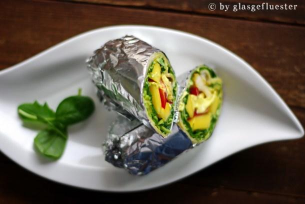 Mango Curry Wraps 3 klein