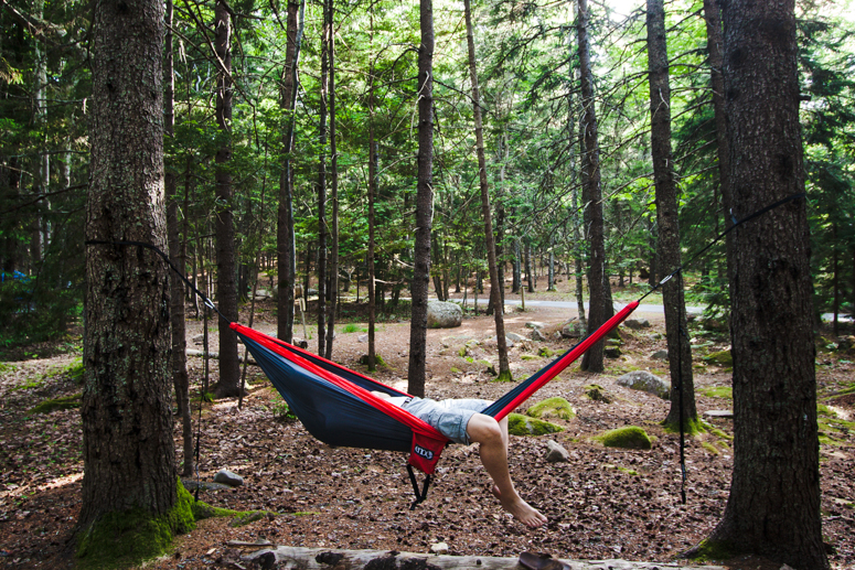 acadia national park | blackwoods campground