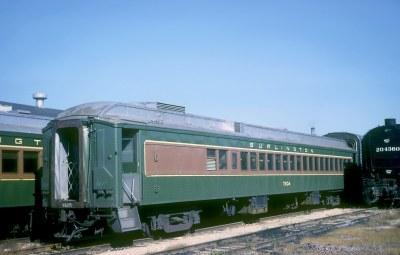 CB&Q Class PA-15 7204