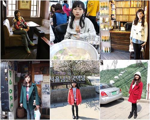 [韓國自由行]總結。韓國四月天氣穿搭及旅行總花費 @ LiFe不NG :: 痞客邦