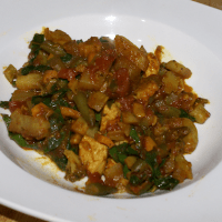 Chicken Kohlrabi Curry Is A Spicy Blend of Flavor