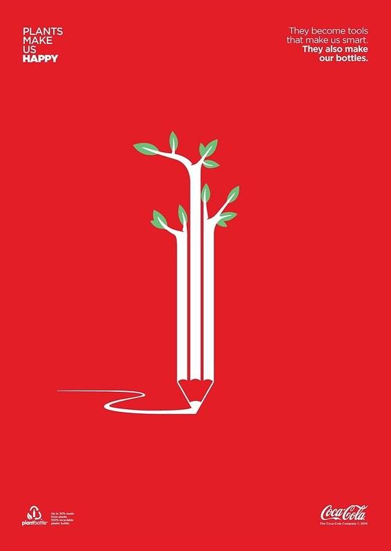 Coca-Cola - Plants Make Us Happy 4