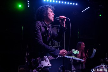 Boss Hog @ Rock & Roll Hotel in Washington DC on April 7th 2017