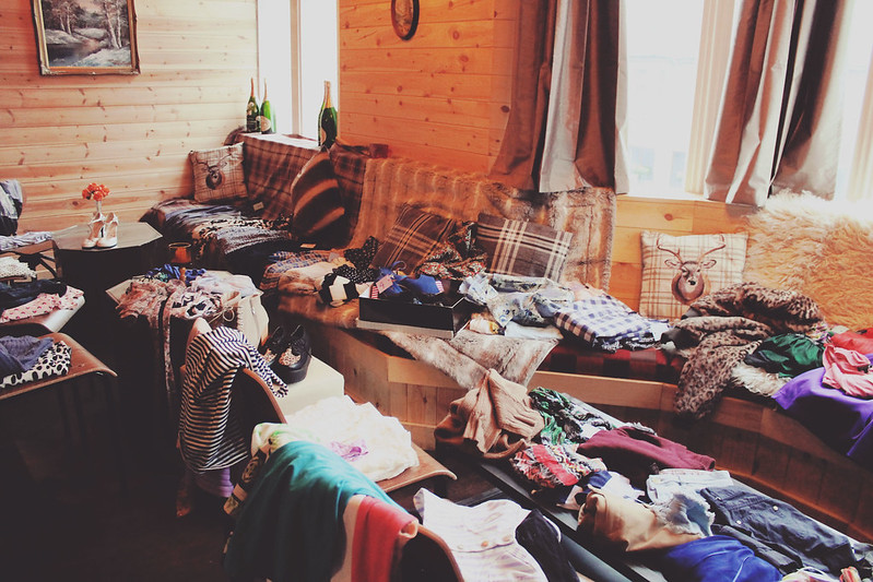 Blogger Clothes Swap