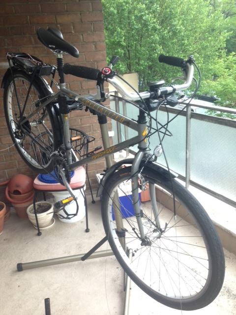 Convert Mountain Bike To Cruiser : convert, mountain, cruiser, Forums, Convert, Mountain, Cruiser, Comfort?????