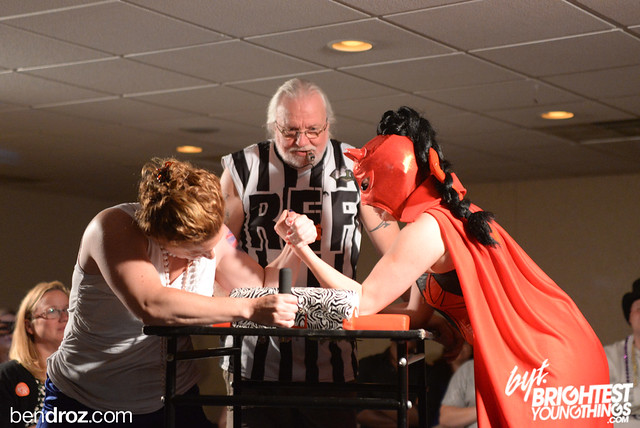 Jun 28, 2014- DCLAW Women\'s Arm Wrestling BYT - Ben Droz -  109