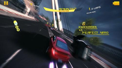 เกม Asphalt 8: Airborne บน i-mobile IQX Octo