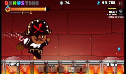 เล่นเกม Cookie Run บน Samsung Galaxy Tab 3 Lite 3G