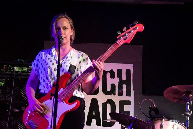 Kathrin DeBoer at Rough Trade East