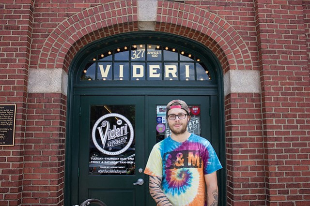 Downtown Adventures Videri Chocolate Factory // mybelovednewo.com