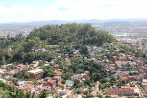 la colline des francais Antananarivo