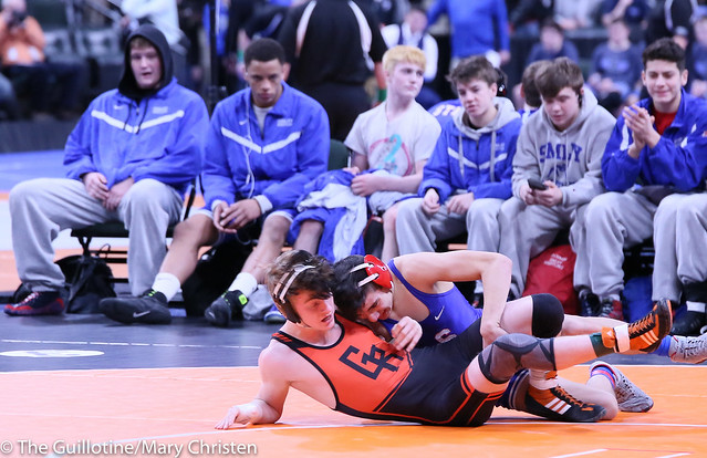 120 - Luis Fierro (Simley) over Jake Holm (Grand Rapids) Dec 12-10