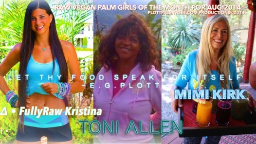 PALM GIRLS FOR AUG 2014