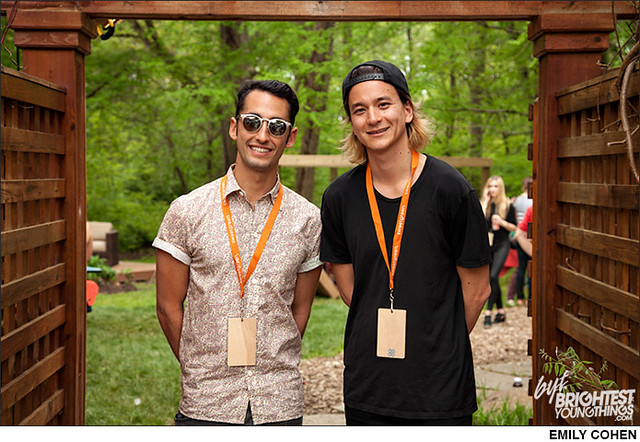 2/3 of the Founders of SweetGreen