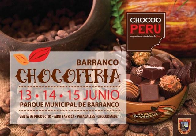 feria chocolate