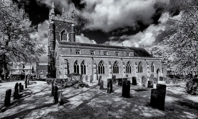 The Parish Church of St.James, Spislby