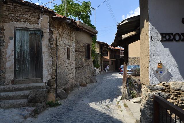 Palea Kakopetria, Cyprus