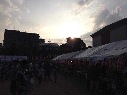 flickr: 地域の夏祭り