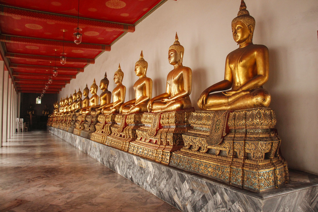 templer i Bangkok