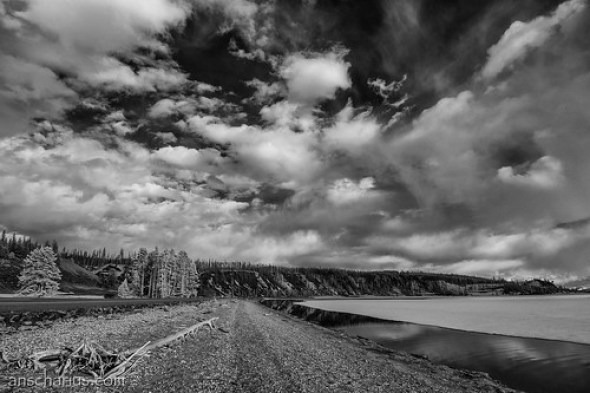 Yellowstone NP #3 - Nikon 1 V1 - Infrared 700nm & 6,7-13mm