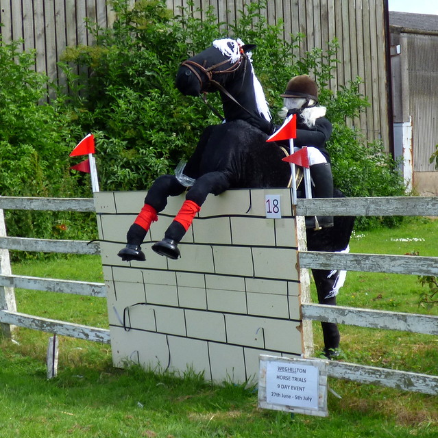 Weghillton Horse Trials