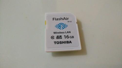 SD Card 16GB Toshiba FlashAir