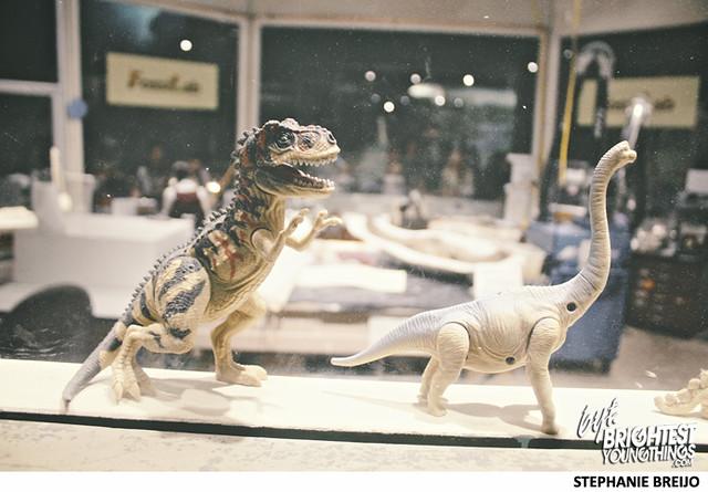 Smithsonian Dinosaur Exhibit Photos Brightest Young Things Stephanie Breijo15