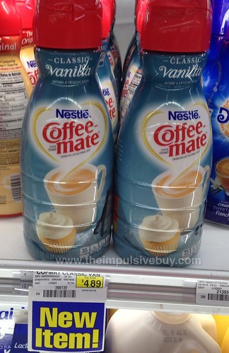 Nestle Coffee-mate Classic Vanilla