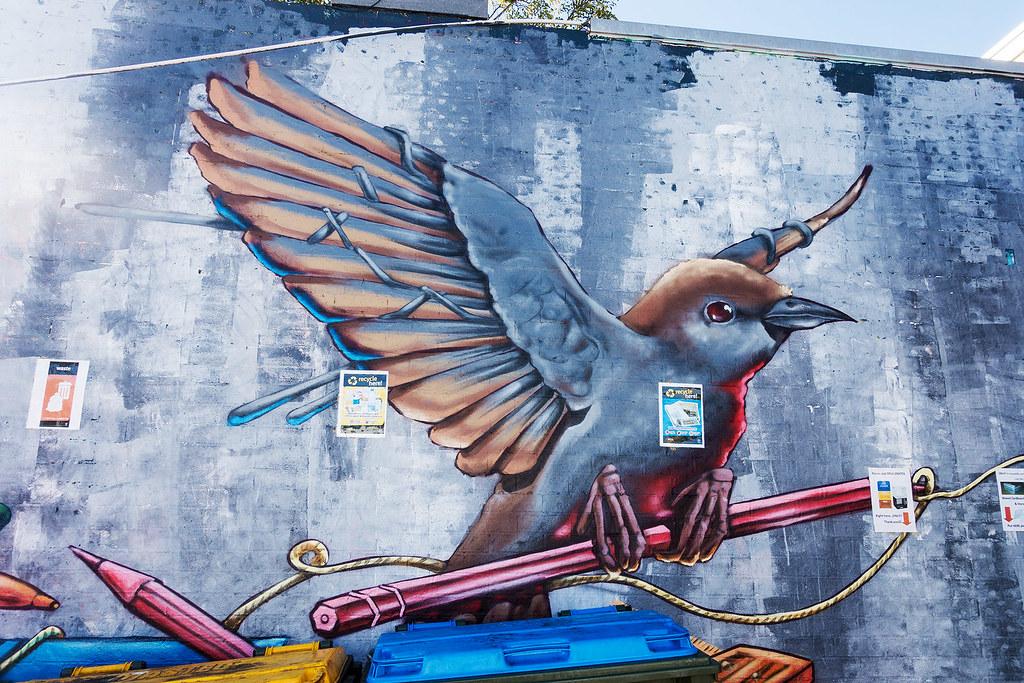 Sydney Street Art 11