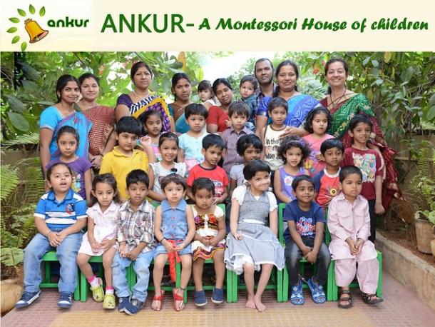 Annual group photos 2014