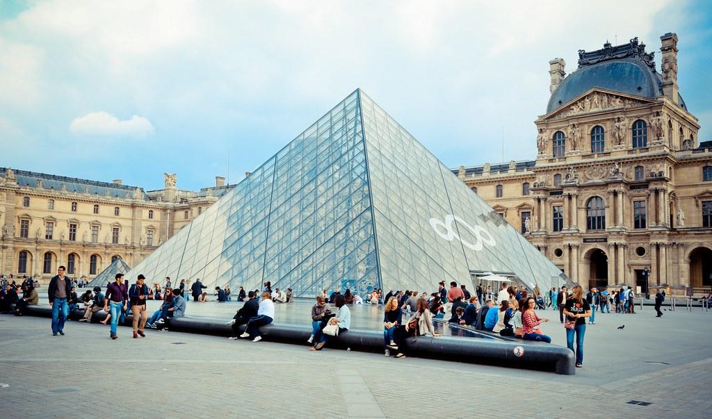 Paris Musée du Louvre 羅浮宮