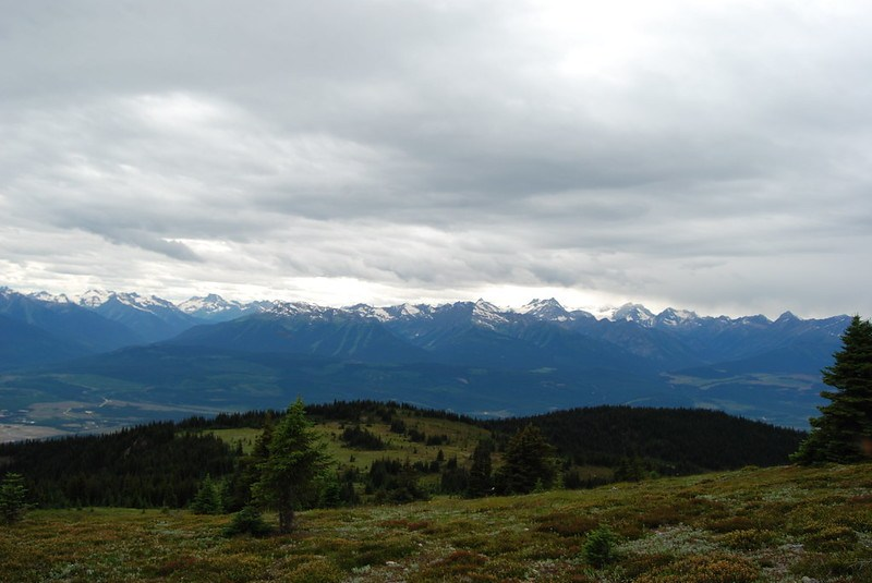 Caribou Mountain Range