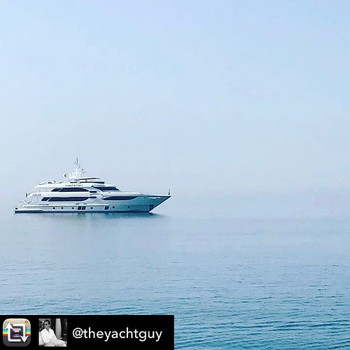 Repost from @theyachtguy using @RepostRegramApp - Weekend kickoff in Dubai with @kalflasi  _________ #GulfCraft #MajestyYachts #Majesty135 _________ #superyacht #yacht #yachts #boat #boats #boating #yachting #rich #uae #dubai #live #life #lifestyle #peace