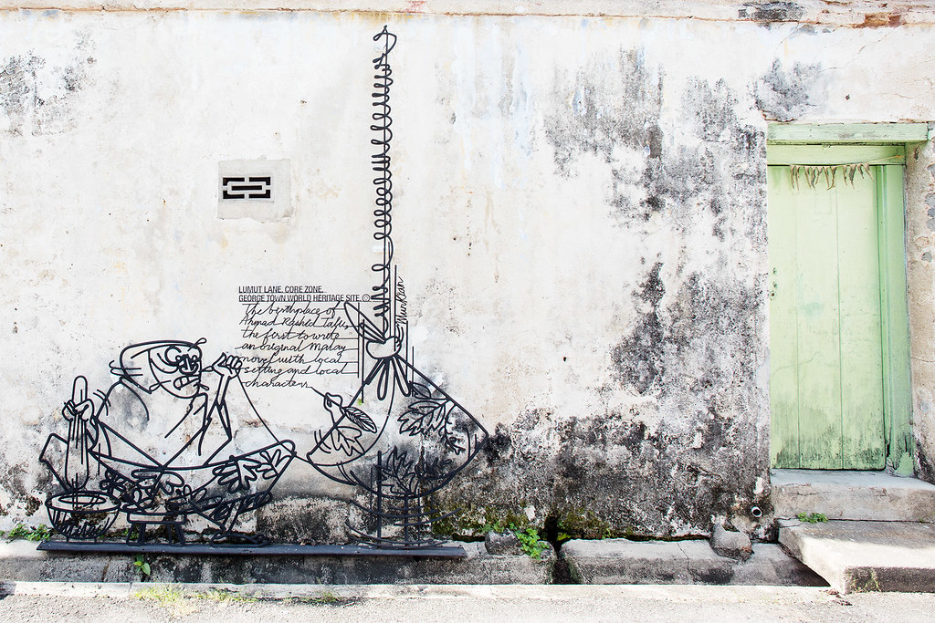 Penang Street Art 21
