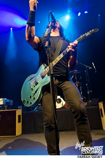 Big Tony\'s Birthday Dave Grohl Foo Fighters Brightest Young Things Farrah Skeiky 185
