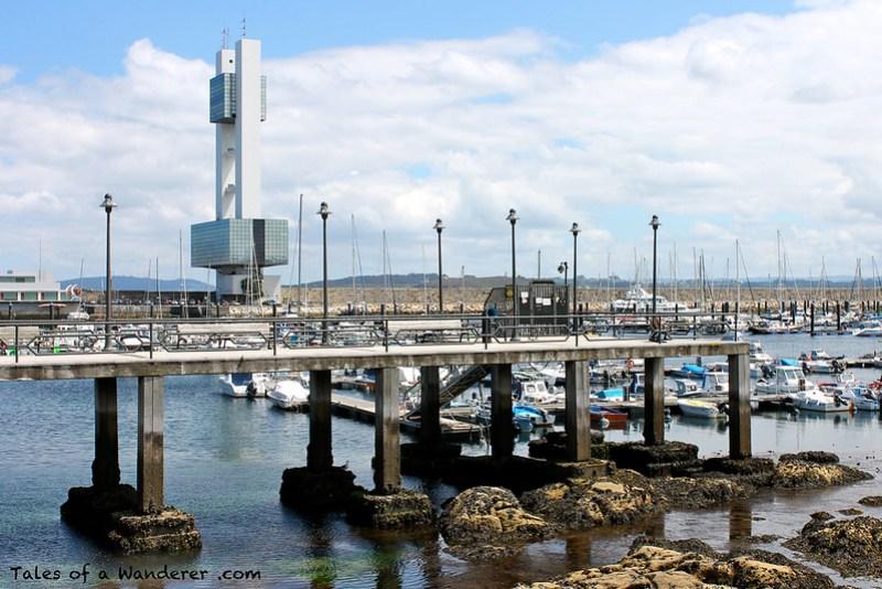 A CORUÑA - Marina Coruña