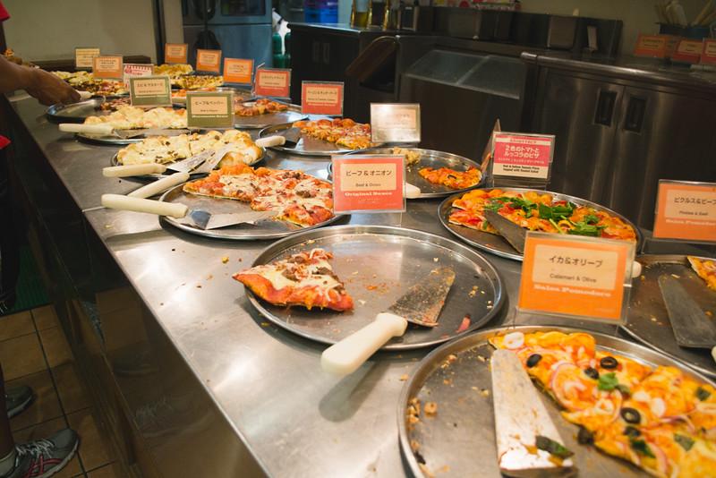 Buffet Near Me Pizza