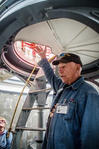Umpqua Lighthouse Volunteer