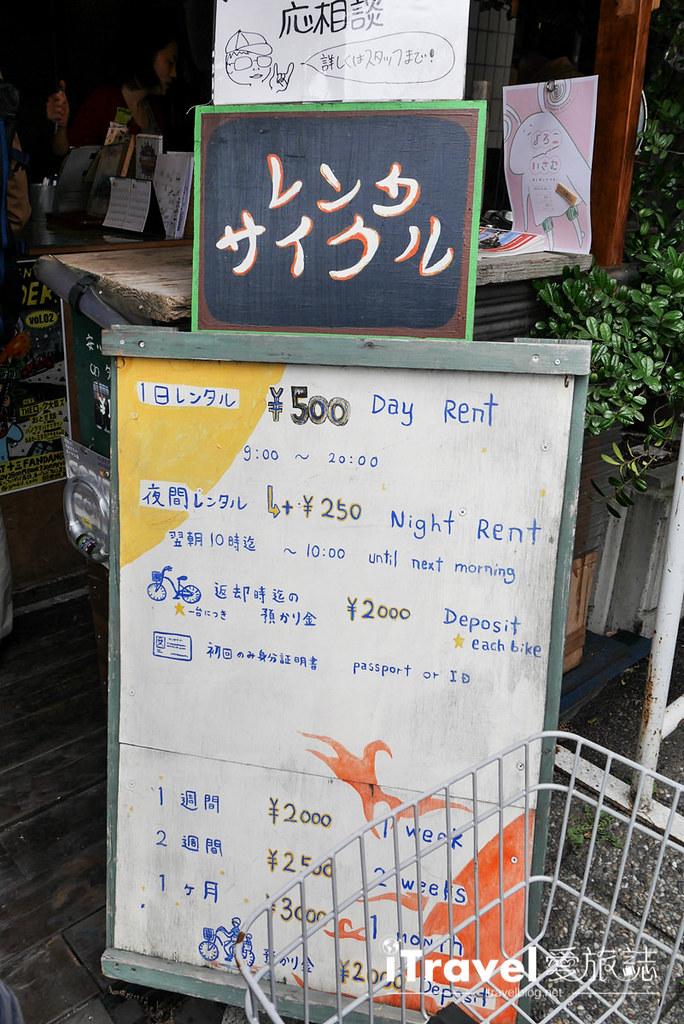 京都脚踏车出租 Rent a cycle EMUSICA (3)