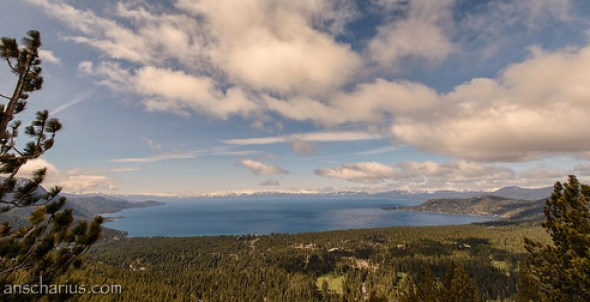 Good bye Lake Tahoe - Nikon D800E & AF-S 2,8/14-24mm